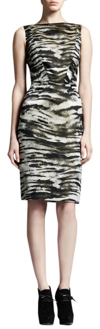 Preload https://img-static.tradesy.com/item/14578216/lanvin-new-animal-zebra-jacquard-sheath-knee-length-cocktail-dress-size-8-m-0-1-650-650.jpg