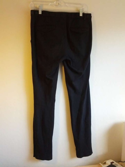 Theory Skinny Pants Black
