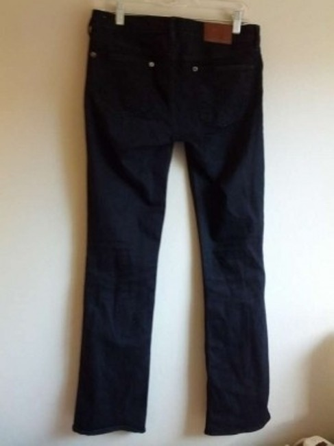Madewell Boot Cut Jeans-Dark Rinse