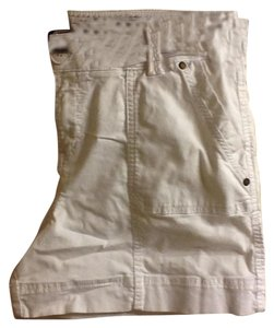 Sonoma Rivets Mini/Short Shorts White