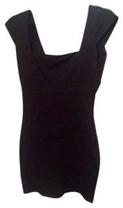 Soprano Bodycon Cotton Scoop Date Valentine's Day Dress
