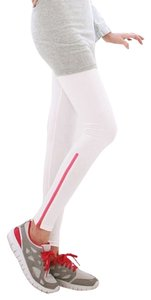 other Yoga Athletic white and pink Leggings