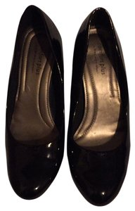 Predictions Patent Black Pumps
