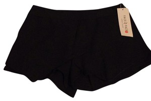 Face to Face Mini/Short Shorts Black