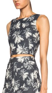 L'AGENCE L'Agence Blue Palm Skirt Set Top 2, Skirt 0