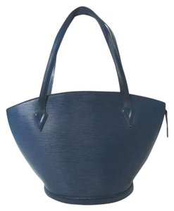 Louis Vuitton Tote in Royal Blue