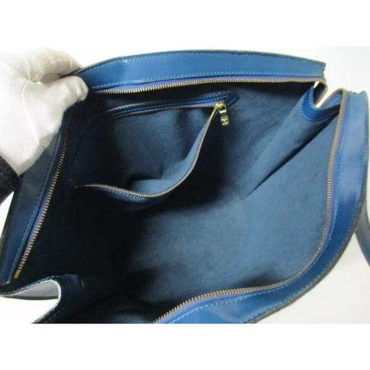 Louis Vuitton Tote in Royal Blue Image 7