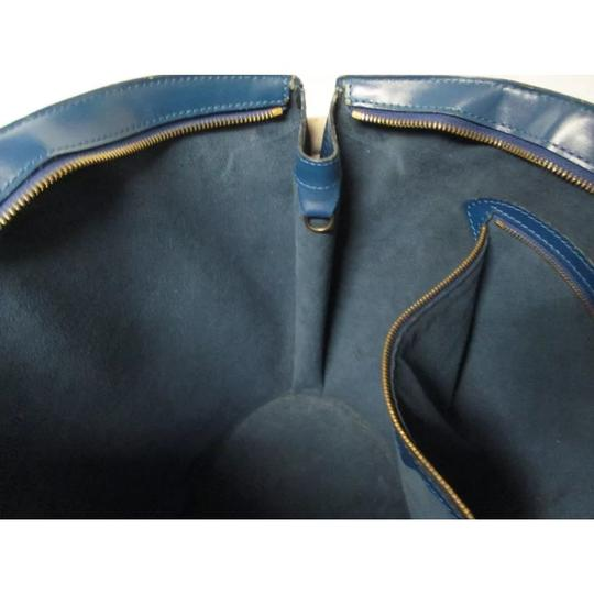Louis Vuitton Tote in Royal Blue Image 8