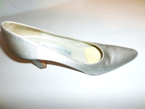 Fenaroli For Regalia Silk Dyeable Wedding Shoes