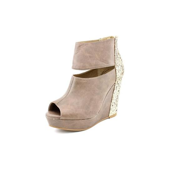 Jellypop Brown Wedges Image 2