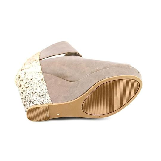 Jellypop Brown Wedges Image 3