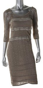 Catherine Malandrino short dress Gray on Tradesy