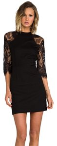 BB Dakota Lbd Lace Classic Guest Dress