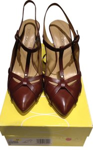 Circa Joan & David Brown Pumps