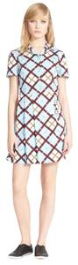 Marc by Marc Jacobs short dress Robin Blue Multi on Tradesy