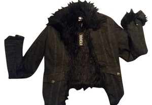 Gianfranco Ferre Fur Coat