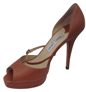 Jimmy Choo Hazel (tan) Platforms