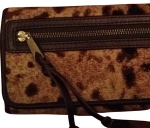 Banana Republic Banana Republic Animal Print Wallet