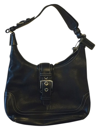 Preload https://img-static.tradesy.com/item/14583835/coach-buckle-handbag-black-leather-shoulder-bag-0-1-540-540.jpg