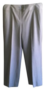 Ann Taylor LOFT Wide Leg Pants Gray