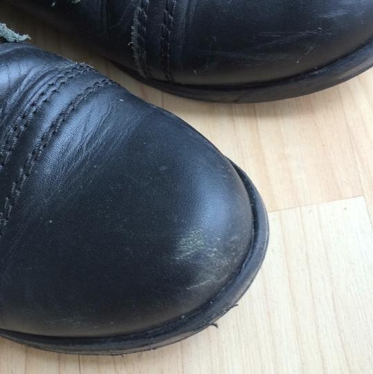 Steve Madden Blac Boots Image 1