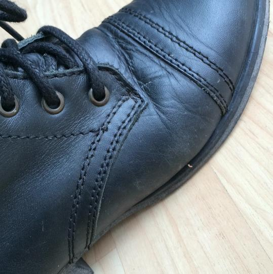 Steve Madden Blac Boots Image 5