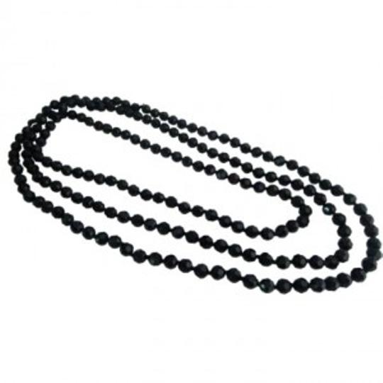 Preload https://item4.tradesy.com/images/black-fancy-fashionable-long-chain-multifaceted-long-necklace-jewelry-set-145853-0-0.jpg?width=440&height=440
