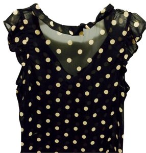 Bobeau Top Black