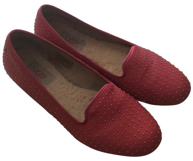 Item - Coral Studded Flats Size US 8 Regular (M, B)