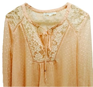 Daniel Rainn Top Peach