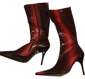 ALDO Red Boots