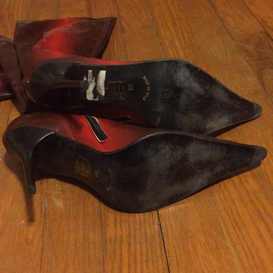 ALDO Red Boots Image 4