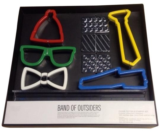 Band of Outsiders Cookie Cutter set