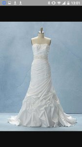 Alfred Angelo Rapunzel 214 Wedding Dress