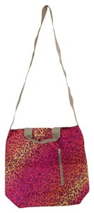 Bath and Body Works Tote in Pink, Purple, Orange