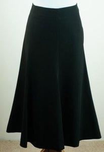 1 Madison Flared Skirt Black