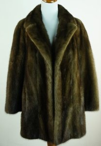 Other Vintage 60s Mink Jacket Miller Fur Salon Coat