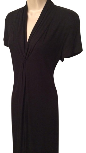 Preload https://item2.tradesy.com/images/calvin-klein-black-sheath-shift-knee-length-workoffice-dress-size-8-m-1458676-0-0.jpg?width=400&height=650