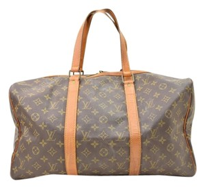 Louis Vuitton Keepall 45 Sac Souple 45 Travel Bag