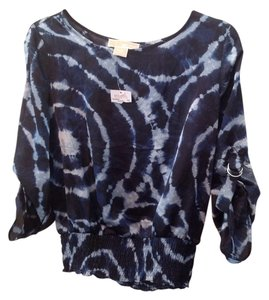Michael Kors Top Blue navy