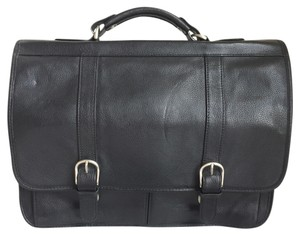 Wilsons Leather Briefcase Messenger Laptop Bag