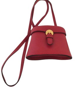 Bottega Veneta Vintage Leather Evening Shoulder Cross Body Bag