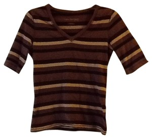 Calvin Klein T Shirt Brown