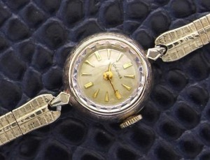 Longines Longines Ladies Swiss Vintage 10k Gold-filled Manual Dress Watch C.1950s 646