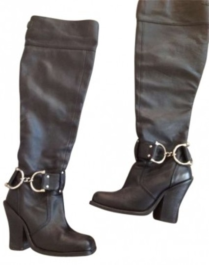 Preload https://item3.tradesy.com/images/victoria-s-secret-black-over-the-knee-leather-bootsbooties-size-us-8-145907-0-0.jpg?width=440&height=440