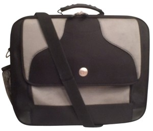 Dell Briefcase Men's Computer Travel Nylon Laptop Bag