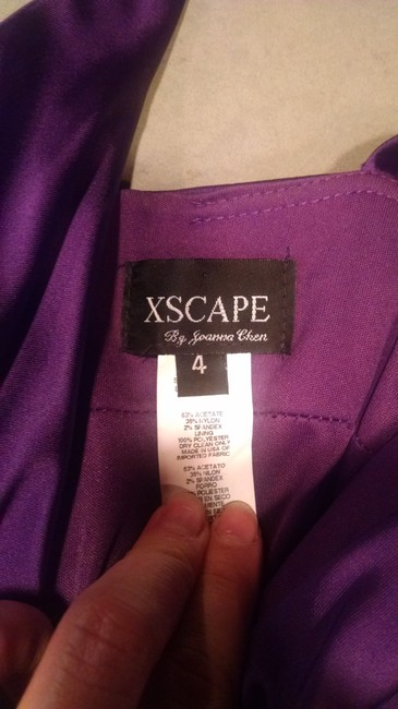 Xscape Ruched Statin Pencil Dress Image 4