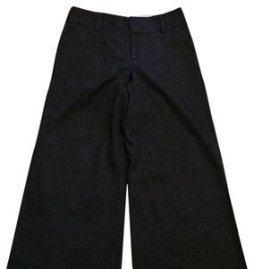 Marc by Marc Jacobs Wide Leg Pants Dark Gray