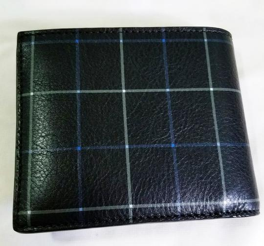 Coach Coach men's Leather compact ID wallet (Ship VIA USPS Priority mail) Image 5