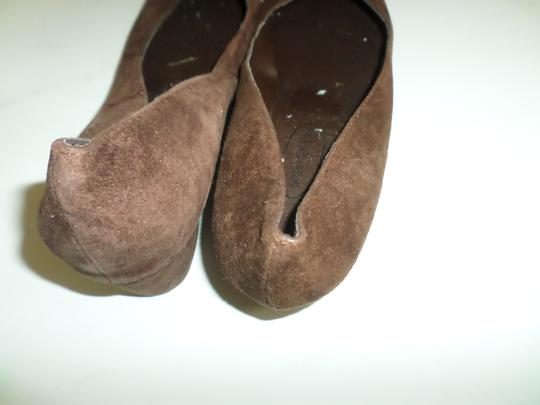 Other Sheridan Mia Brown Wedges Image 3